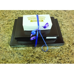 Gift 5 (1/4 lb. + 1/2 lb. + 1 lb. choc. assortments)