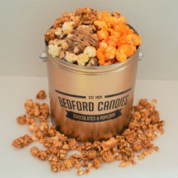 Build Your Own Popcorn Tin