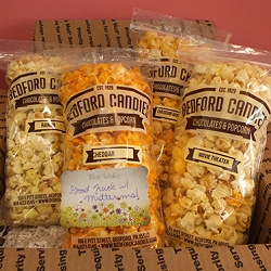 Popcorn Assortment
