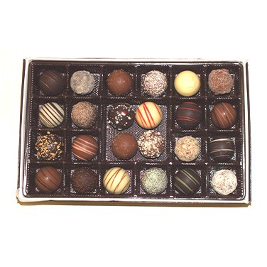 24 Ct Assorted Truffles