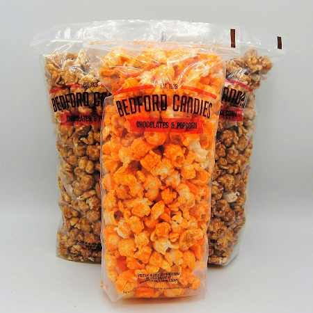 Gourmet Popcorn Trio-Small Bags-Shipping Included