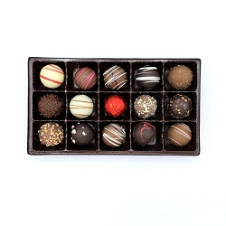 15 Ct Assorted Truffle Gift Box