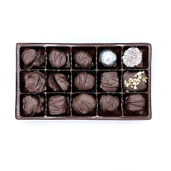 Assorted Dark Chocolate Gift Box