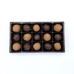 Cordial Cherry Milk and Dark Chocolate Gift Box