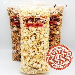 Gourmet Popcorn Trio Summer Selection $29-Shipping Included (select