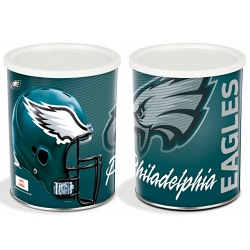 Eagles Gourmet Popcorn Tin - 1 Gallon
