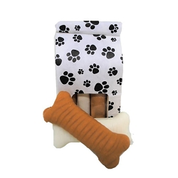 Assorted Dog Treats - Large Bone