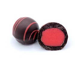 Pomegranate Truffle
