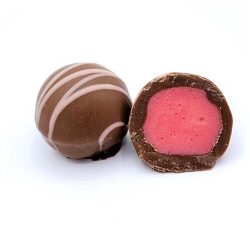Strawberry Cheesecake Truffle