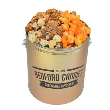 Build Your Own Gourmet Popcorn Tin
