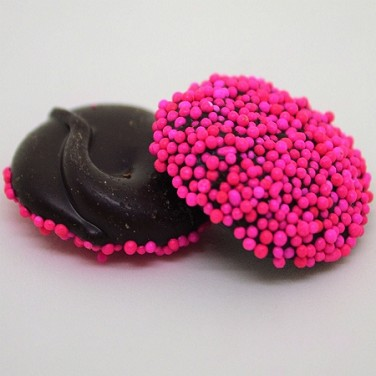 Pink Ribbon Nonpareils