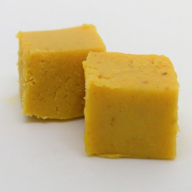 Pumpkin Homemade Fudge