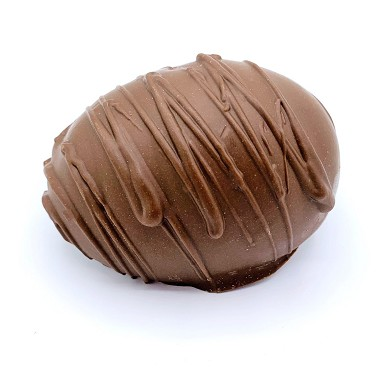 Chocolate Sugar Free Milk Chocolate Meltie Egg