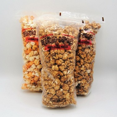 Small Bag Popcorn Trio-Bi-Weekly & Seasonal Flavors Shipping Included